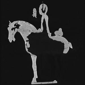 Pferd+Reiter. ct4